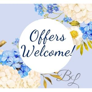 Other - Offers are always welcome! 😊💗